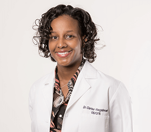 Dr Clarisa Haugabrook