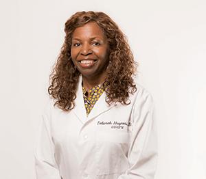 Dr Deborah Haynes