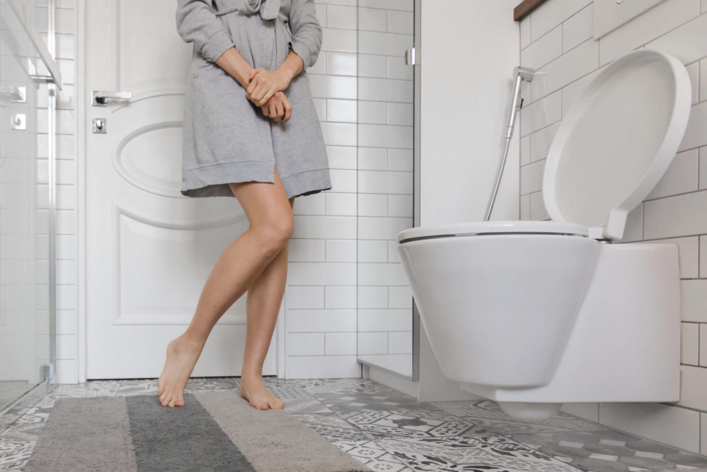 3 Types of Urinary Incontinence